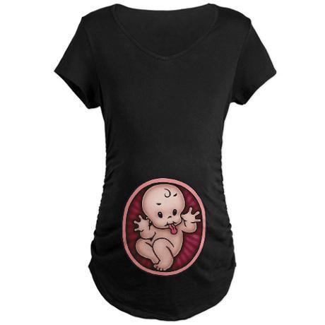 super popular c8b7e 06397 Camisetas divertidas para embarazadas - Palabra de Madre
