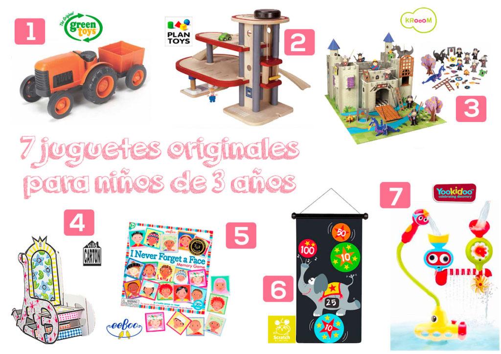 7 juguetes originales para ni os de 3 a os palabra de madre - Juguetes ninos 3 anos ...
