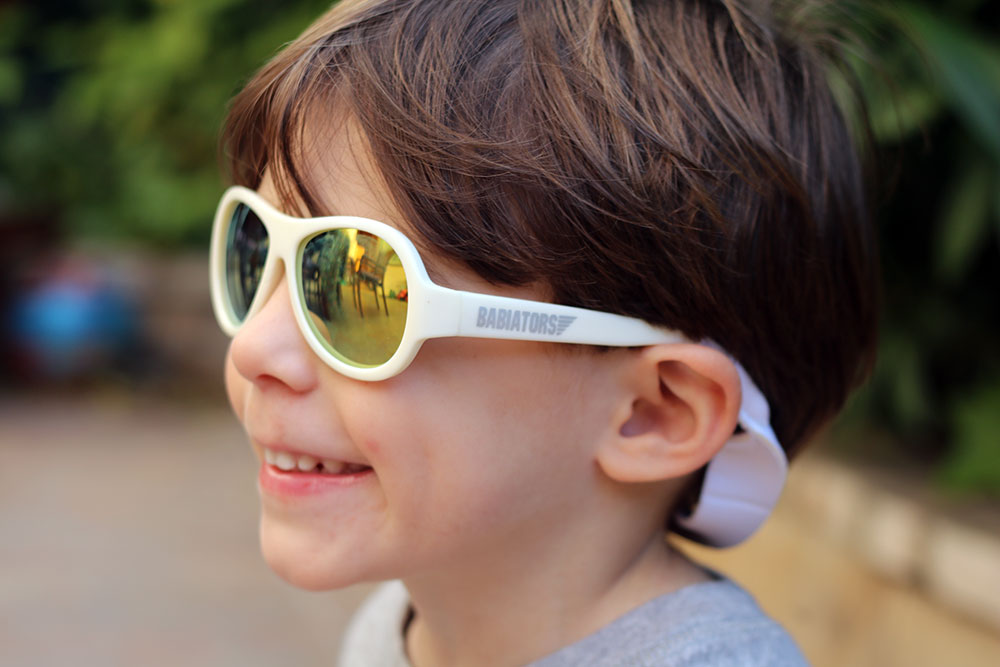 bfacf026e Babiators, gafas de sol para niños todoterreno - Palabra de Madre