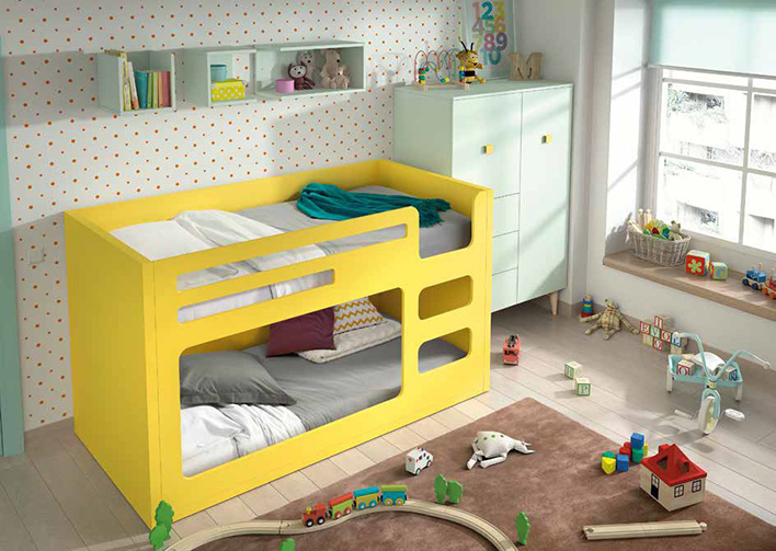 Encontramos Una Litera Infantil De Diseño Y Con Filosofía Montessori